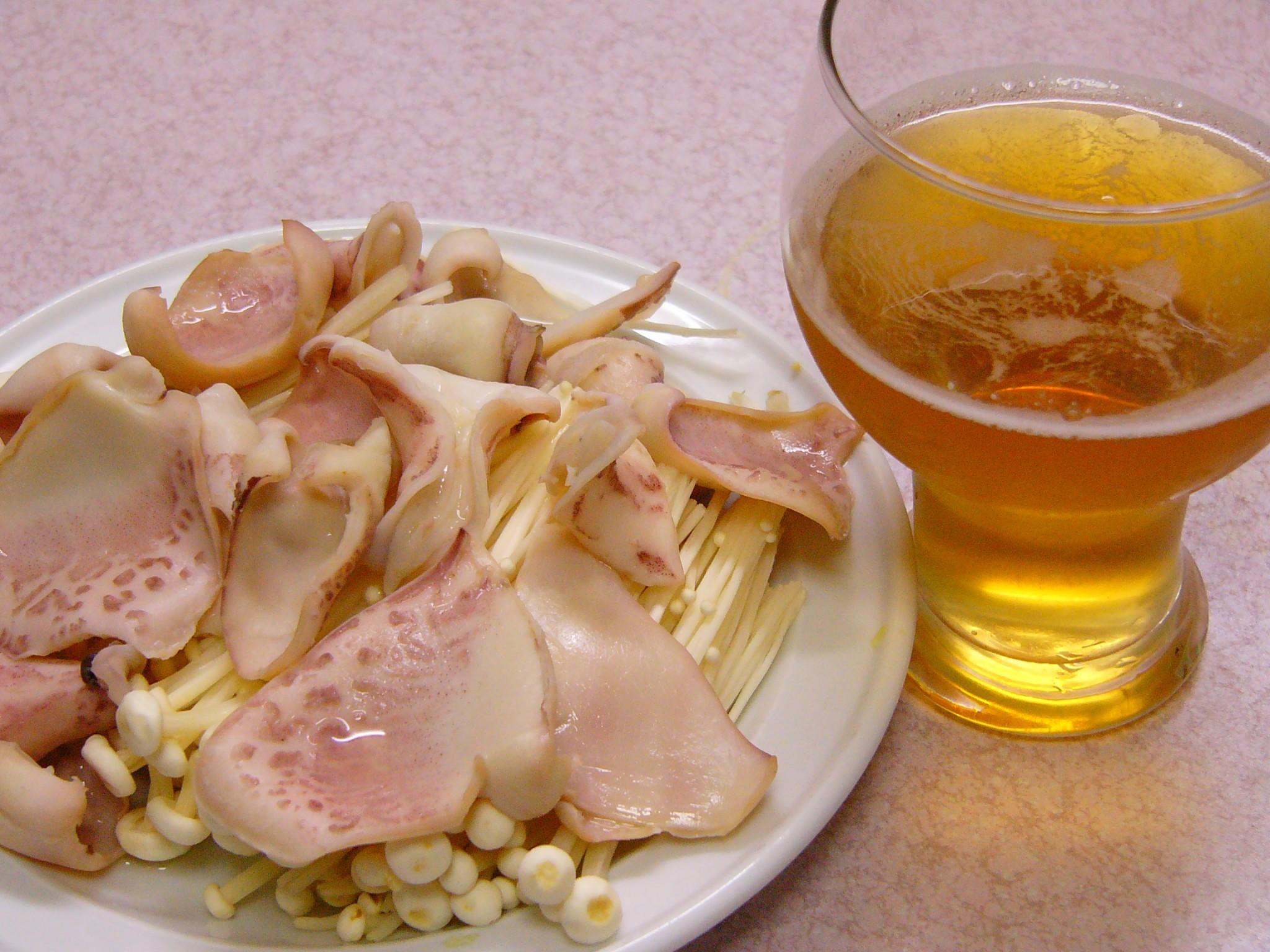 尤魚金菇菜